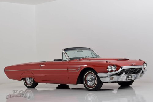 1965 Ford Thunderbird Convertible For Sale (picture 1 of 6)