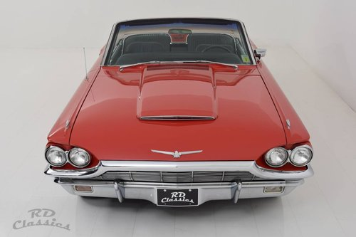 1965 Ford Thunderbird Convertible For Sale (picture 2 of 6)