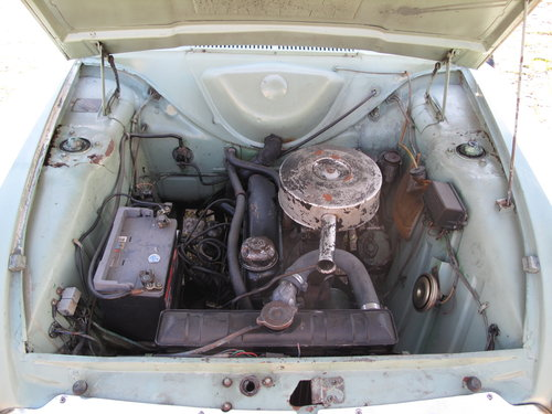 1965 Ford Cortina Mk1 - 2 doors For Sale (picture 4 of 6)