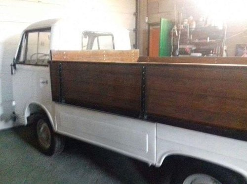 1962 FORD TAUNUS TRANSIT PICK UP LHD For Sale (picture 2 of 3)