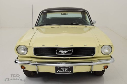 1966 Ford Mustang 2D Hardtop Coupe For Sale (picture 2 of 6)