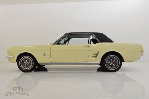 1966 Ford Mustang 2D Hardtop Coupe For Sale (picture 3 of 6)