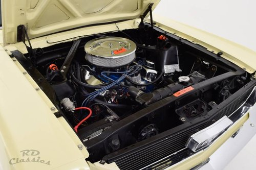 1966 Ford Mustang 2D Hardtop Coupe For Sale (picture 4 of 6)