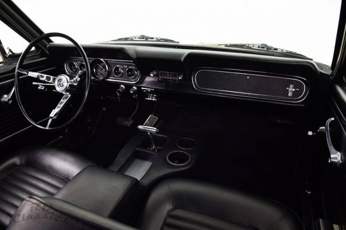 1966 Ford Mustang 2D Hardtop Coupe For Sale (picture 5 of 6)