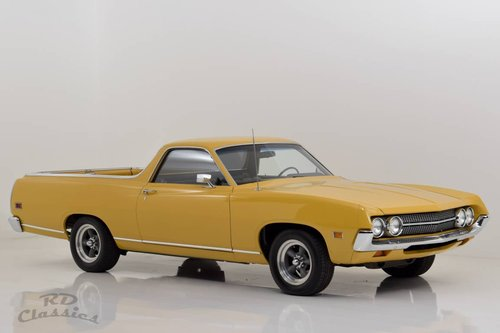 1971 Ford Ranchero Top Lackierung, Sehr guter Zustand For Sale (picture 2 of 6)