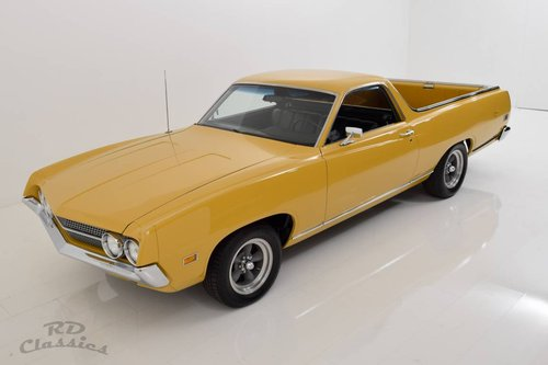 1971 Ford Ranchero Top Lackierung, Sehr guter Zustand For Sale (picture 3 of 6)
