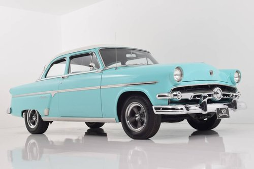1954 Ford Custom  2D Coupe For Sale (picture 1 of 6)