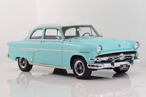 1954 Ford Custom  2D Coupe For Sale (picture 2 of 6)
