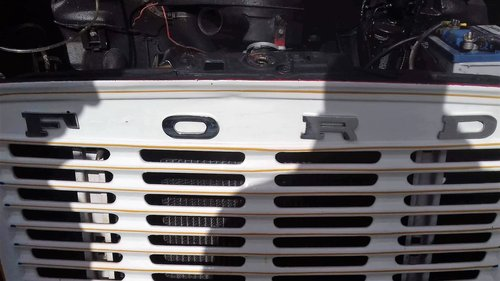 FORD TRANSIT RARE CLASSIC BARN FIND 1967 FORD TRANSIT MK1  For Sale (picture 5 of 5)