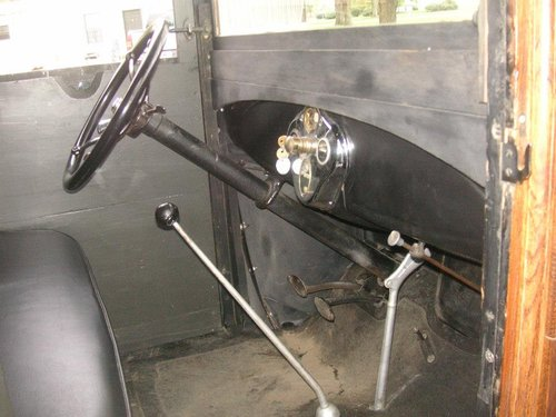 1929 Ford Model A Hearse $22500 USD For Sale (picture 4 of 6)