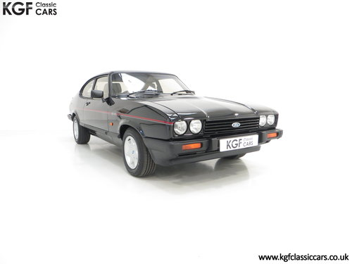 1986 A Spectacular Ford Capri 2.8 Injection Special SOLD (picture 1 of 6)
