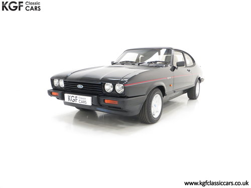 1986 A Spectacular Ford Capri 2.8 Injection Special SOLD (picture 2 of 6)