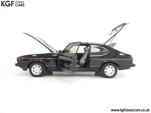 1986 A Spectacular Ford Capri 2.8 Injection Special SOLD (picture 3 of 6)
