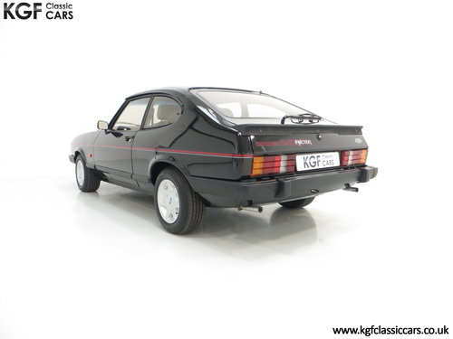 1986 A Spectacular Ford Capri 2.8 Injection Special SOLD (picture 4 of 6)