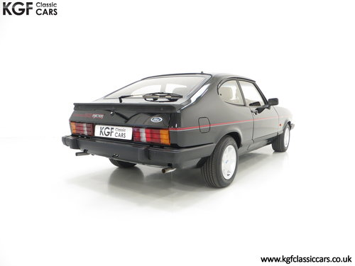 1986 A Spectacular Ford Capri 2.8 Injection Special SOLD (picture 5 of 6)