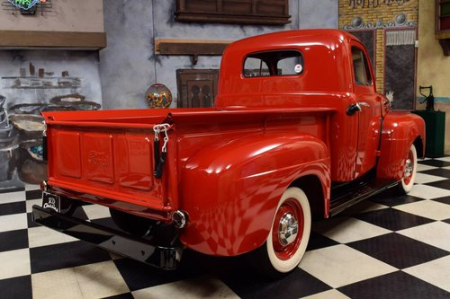1949 Ford F1 Pickup Truck V8 Flathead For Sale (picture 2 of 6)