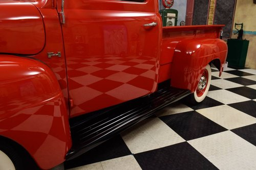 1949 Ford F1 Pickup Truck V8 Flathead For Sale (picture 4 of 6)