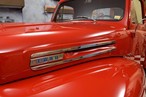1949 Ford F1 Pickup Truck V8 Flathead For Sale (picture 5 of 6)