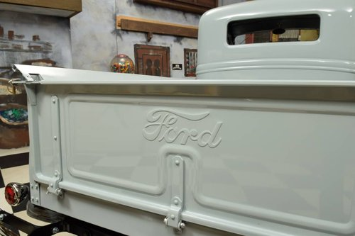 1935 Ford Model 48 Pickup Truck Top Zustand For Sale (picture 5 of 6)