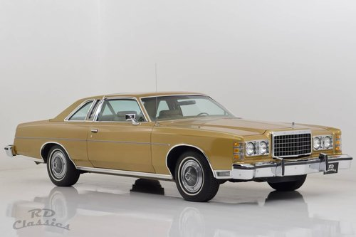 1976 Ford LTD 2D Coupe For Sale (picture 1 of 6)