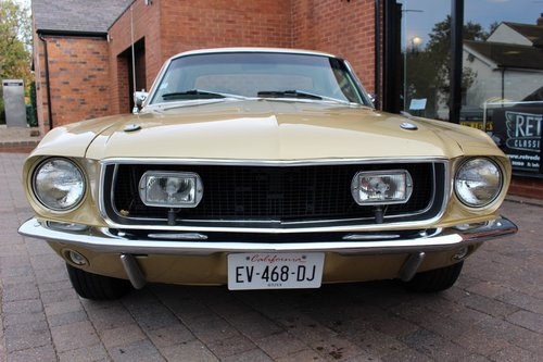1968 Ford Mustang GT/CS California Special For Sale (picture 1 of 6)