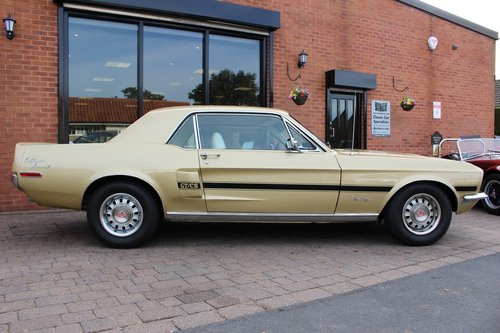 1968 Ford Mustang GT/CS California Special For Sale (picture 2 of 6)