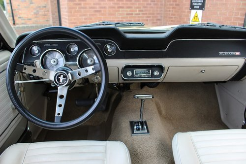 1968 Ford Mustang GT/CS California Special | Restored  For Sale (picture 5 of 6)