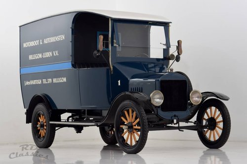 1926 Ford Model T Delivery Truck For Sale (picture 1 of 6)