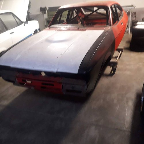 1987 rally / race  fabricated capri shell For Sale (picture 1 of 6)