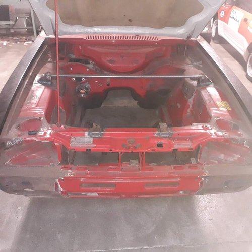 1987 rally / race  fabricated capri shell For Sale (picture 6 of 6)