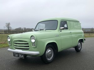 1956 Ford Thames 300E Van For Sale