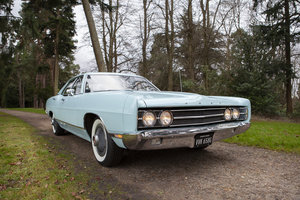 1969 Ford Galaxie 500 32,000 miles  For Sale by Auction