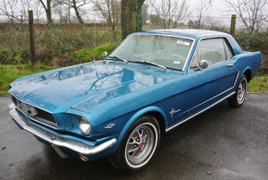 1965 Ford Mustang V8 3-Speed Manual PROJECT SOLD
