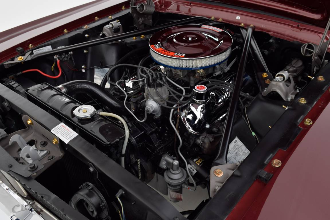 1965 Ford Mustang Convertible / Pony Ausstattung! For Sale (picture 4 of 6)