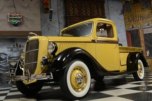 1936 Ford Model 68 Pickup Top Zustand