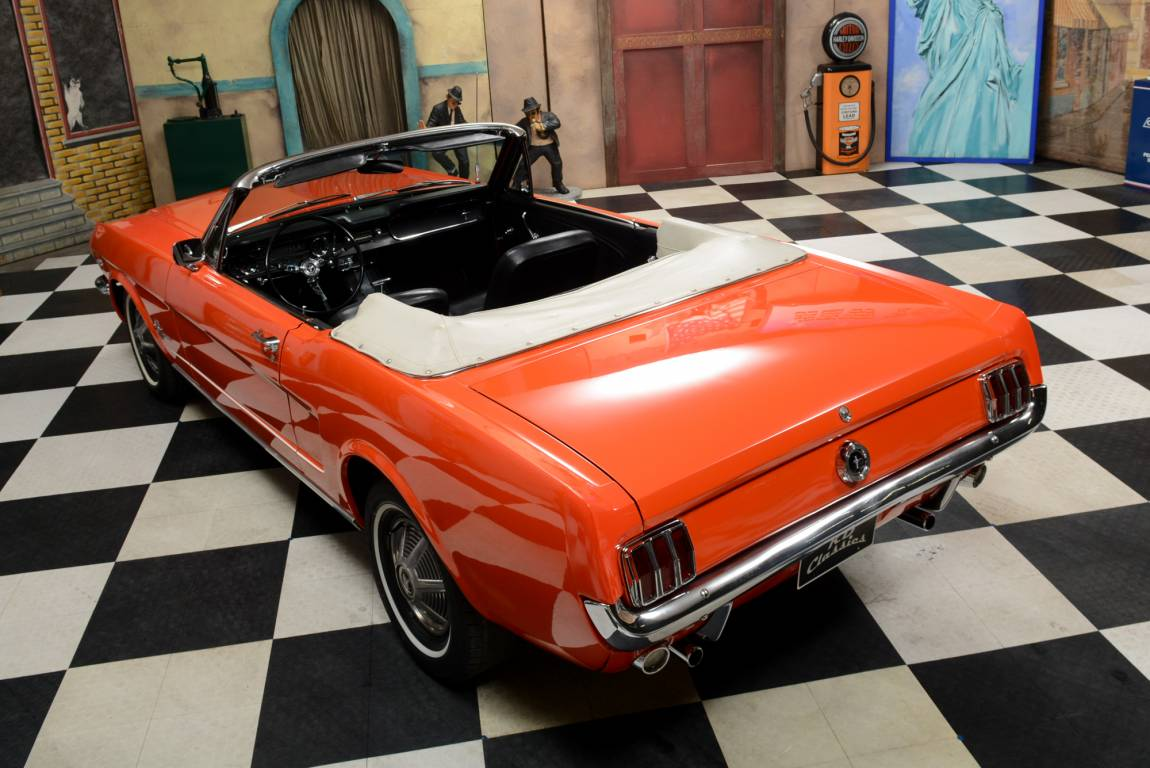 1965 Ford Mustang Convertible For Sale (picture 5 of 6)