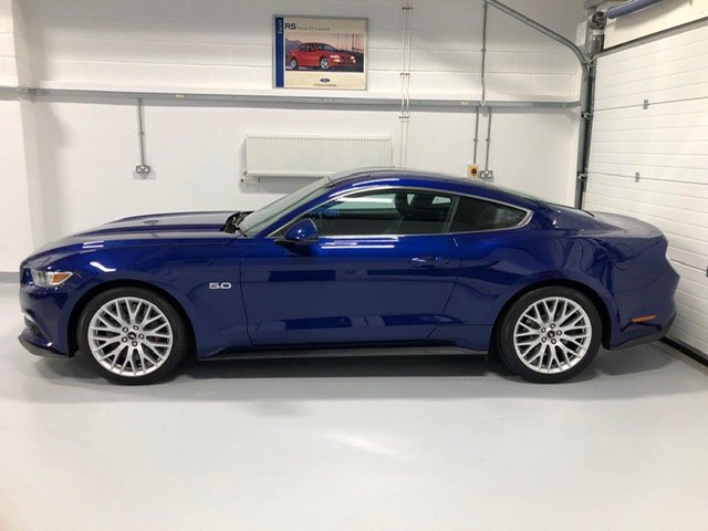 2016 Ford Mustang GT 5.0 Manual,  With All Options SOLD (picture 1 of 6)