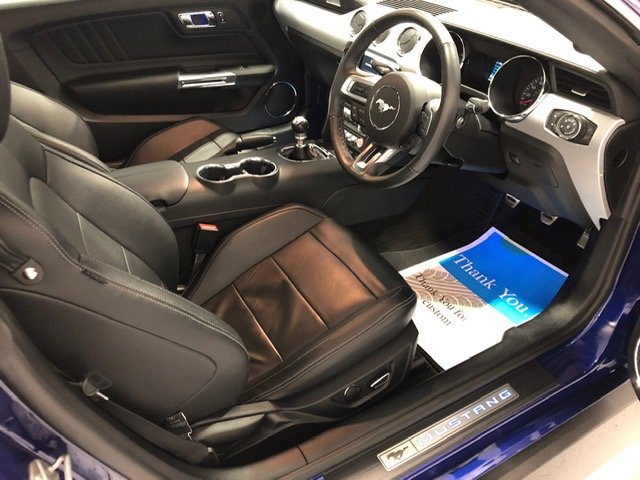 2016 Ford Mustang GT 5.0 Manual,  With All Options SOLD (picture 5 of 6)