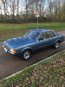 1982 Ford cortina Mk5 . Only 36,000 miles from new
