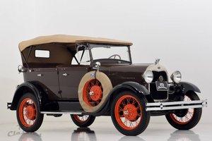1928 Ford Model A Phaeton / Vollrestauration!
