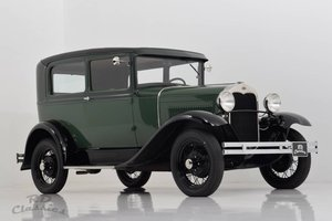 1930 Ford Model A Tudor For Sale