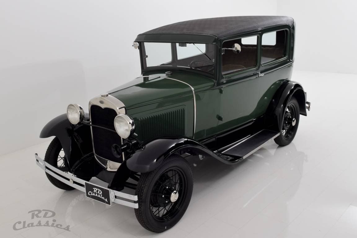 1930 Ford Model A Tudor For Sale (picture 3 of 6)