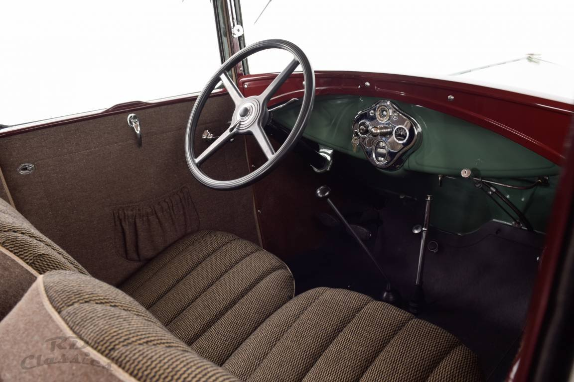 1930 Ford Model A Tudor For Sale (picture 6 of 6)