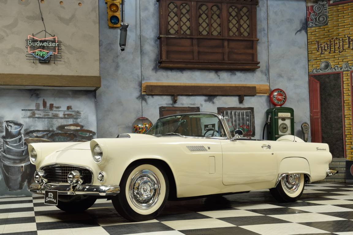 1956 Ford Thunderbird Convertible - Soft & Hardtop! For Sale (picture 1 of 6)