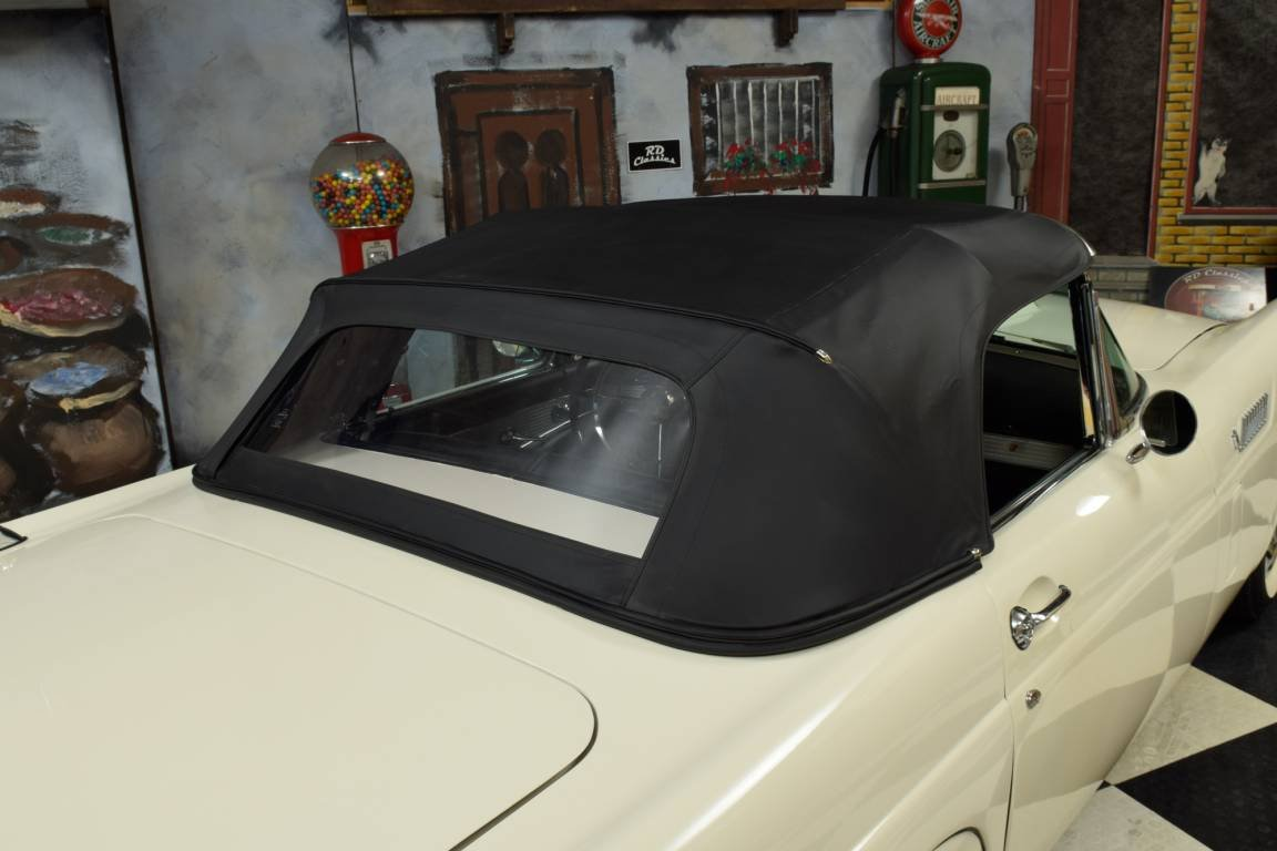 1956 Ford Thunderbird Convertible - Soft & Hardtop! For Sale (picture 4 of 6)