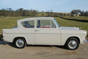 FORD ANGLIA 105E 123E 307E VAN WANTED IN ANY CONDITION For Sale