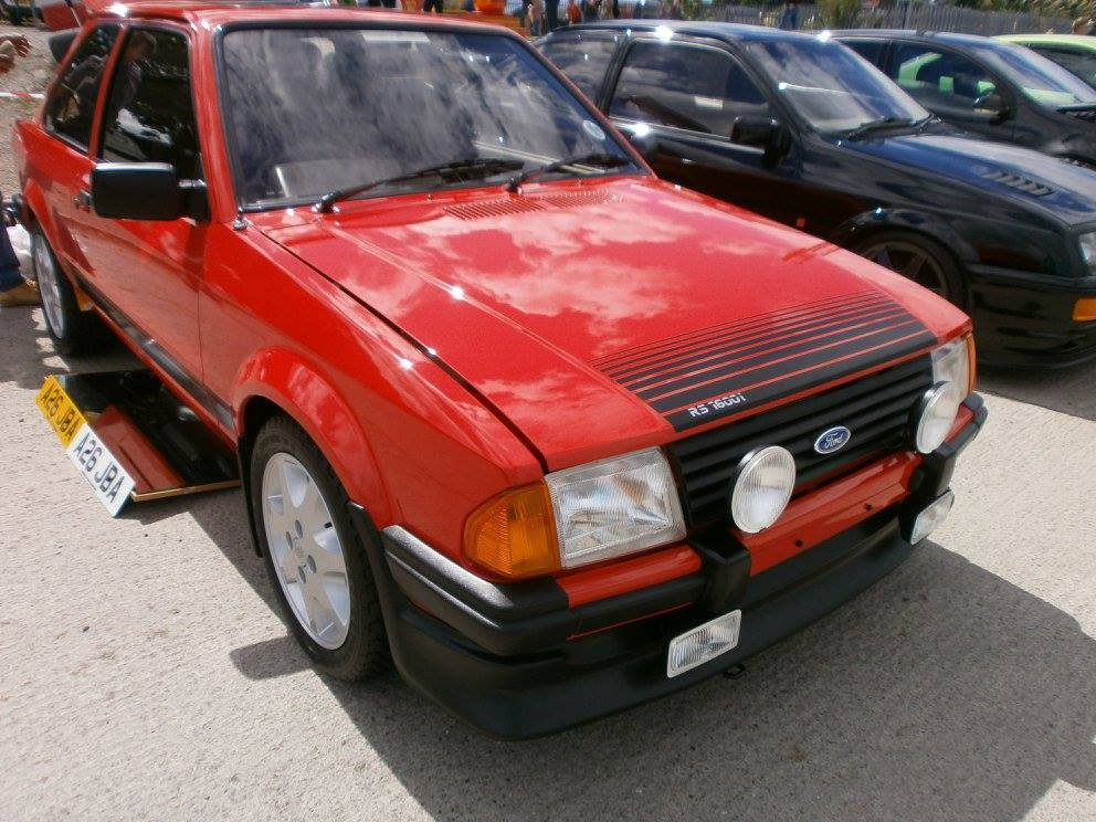 1983 Ford Escort  RS1600I For Sale (picture 1 of 6)