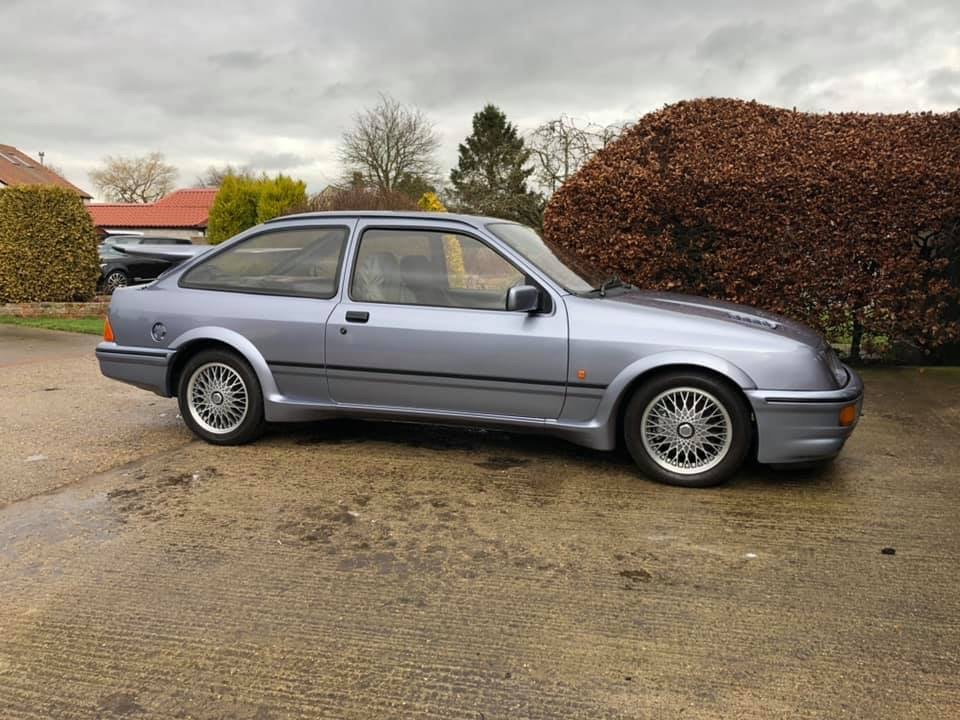 1986 3Dr Sierra Cosworth SOLD (picture 1 of 6)