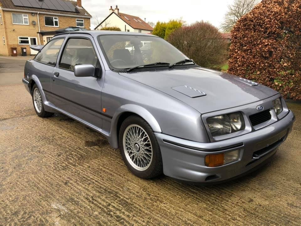 1986 3Dr Sierra Cosworth SOLD (picture 2 of 6)