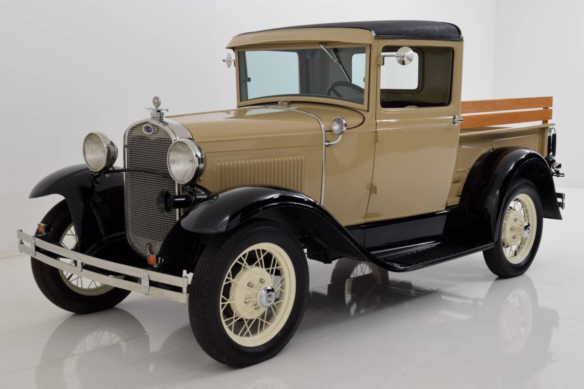 1930 Ford Model A Pick Up Truck For Sale (picture 2 of 6)